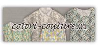 cotori-couture(コトリクチール.01シリーズ)